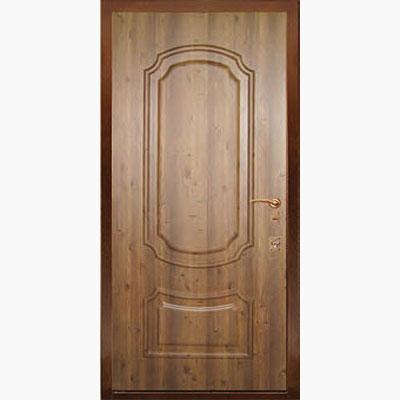 Панель для входных дверей ламинированная 3D-3