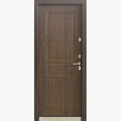 Входные двери с панелями Эконом-16