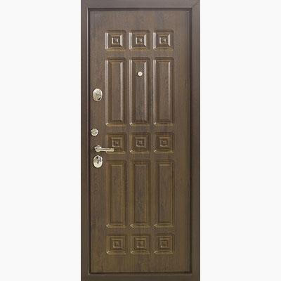 Входные двери с панелями Эконом-23