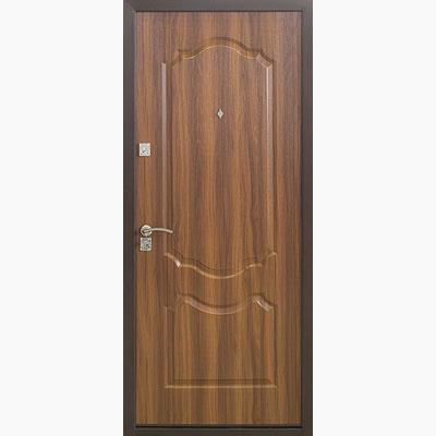 Входные двери с панелями Эконом-6