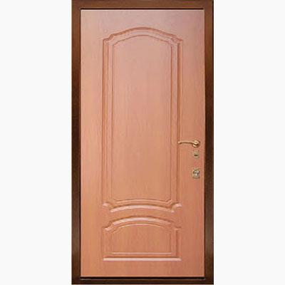 Панель для входных дверей ламинированная ФЛ-140