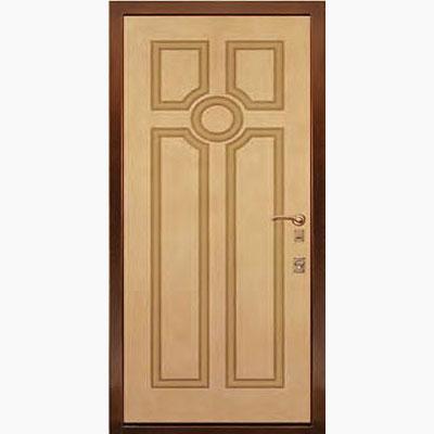 Панель для входных дверей ламинированная ФЛ-43