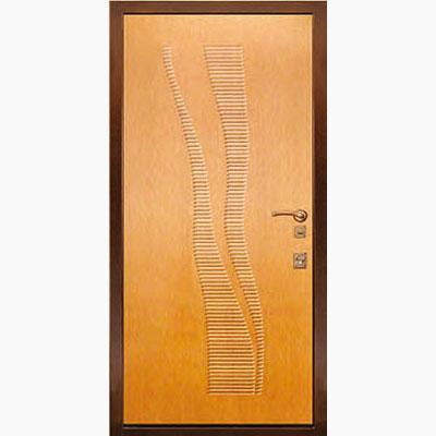 Панель для входных дверей ламинированная ФЛ-7