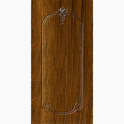 Панель для входных дверей декор с коваными элементами ФЛК-159