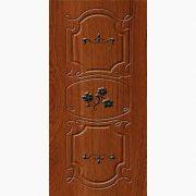 Панель для входных дверей декор с коваными элементами ФЛК-161