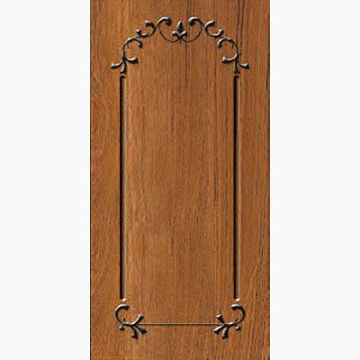 Панель для входных дверей декор с коваными элементами ФЛК-164