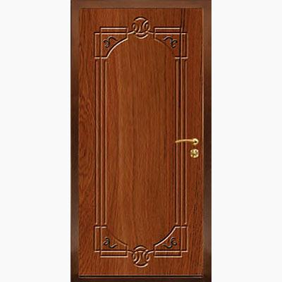 Панель для входных дверей декор с коваными элементами ФЛК-196