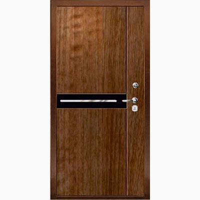 Панель для входных дверей декор из нержавеющей стали ФЛН-263