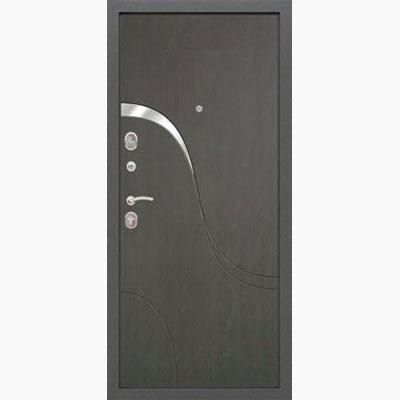 Панель для входных дверей декор из нержавеющей стали ФЛН-265