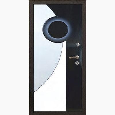 Панель для входных дверей с LED-подсветкой ФЛП-2