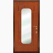 Панель для входных дверей ламинированная с зеркалом ФЛЗ-148