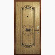 Панель для входных дверей декор с коваными элементами ЛК-2