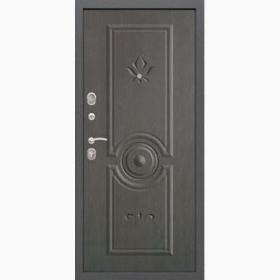 Панель для входных дверей объемная одноцветными ОЛ-20