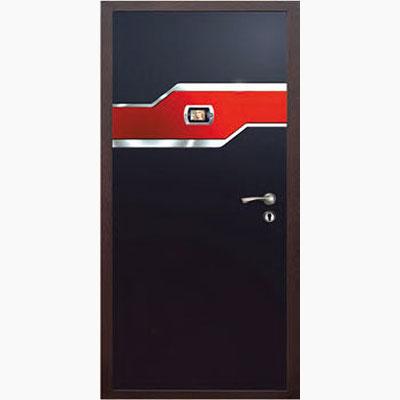 Панель для входных дверей объемная многоцветная ОМ-23