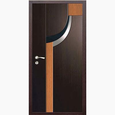 Панель для входных дверей объемная многоцветная ОМ-24