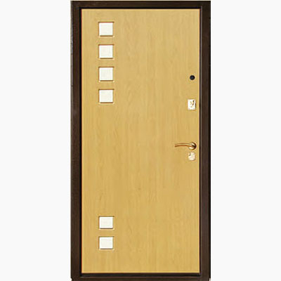 Панель для входных дверей объемная многоцветная ОМ-3