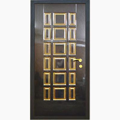 Панель для входных дверей окрашенная ПК-1