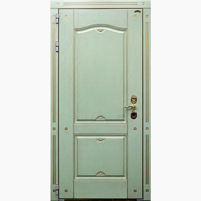 Панель для входных дверей окрашенная ПК-5