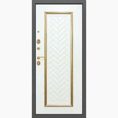 Панель для входных дверей окрашенная ПК-6