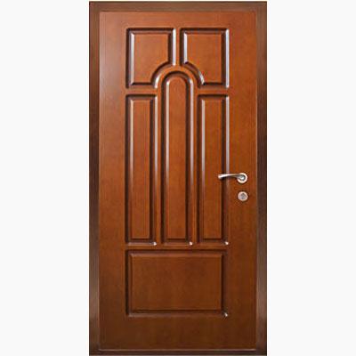 Панель для входных дверей МДФ шпонированная ПШ-1