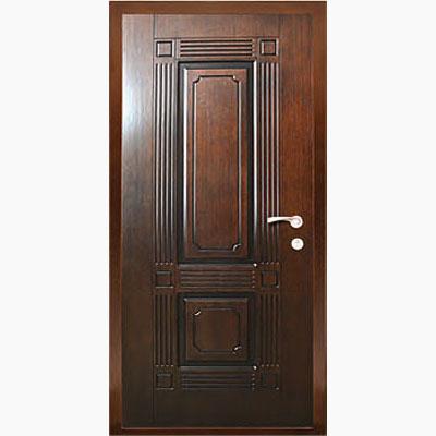 Панель для входных дверей МДФ шпонированная ПШ-2
