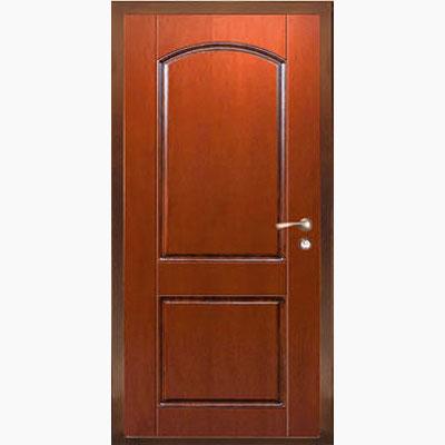 Панель для входных дверей МДФ шпонированная ПШ-4