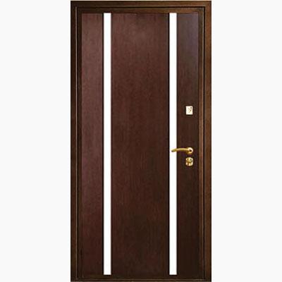 Панель для входных дверей сборная ламинированная СБ-10