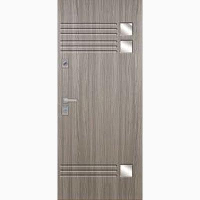 Панель для входных дверей декор из нержавеющей стали ФЛН-272