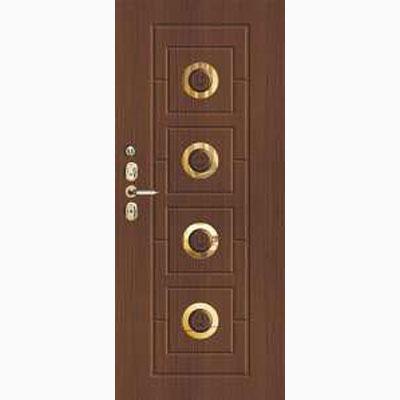 Панель для входных дверей декор из нержавеющей стали ФЛН-276