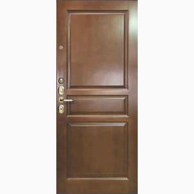 Панель для входных дверей из массива М-23