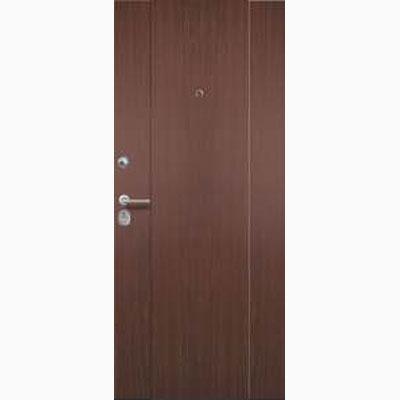 Панель для входных дверей объемная одноцветными ОЛ-28