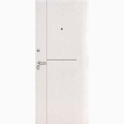 Панель для входных дверей объемная одноцветными ОЛ-30