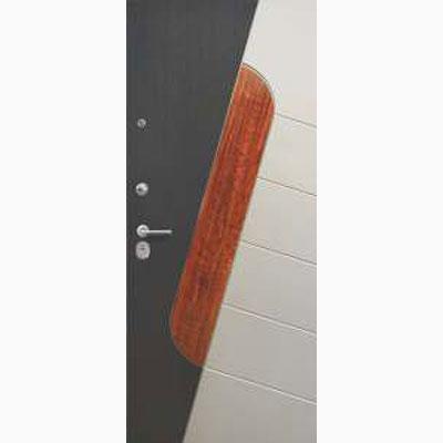 Панель для входных дверей объемная многоцветная ОМ-27