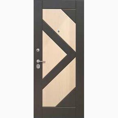 Панель для входных дверей объемная многоцветная ОМ-31 Типи