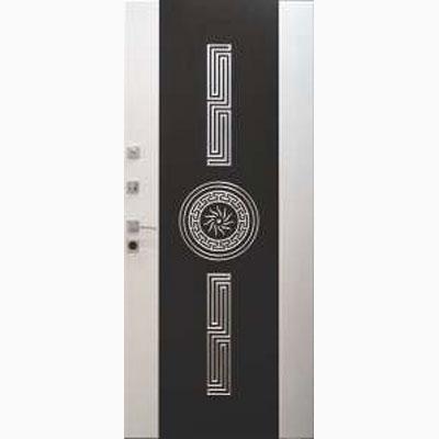 Панель для входных дверей объемная многоцветная ОМ-32