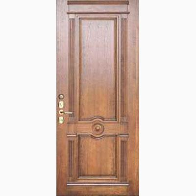 Панель для входных дверей из массива дуба Премиум ПД-8