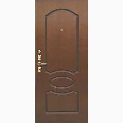 Панель для входных дверей МДФ шпонированная ПШ-11