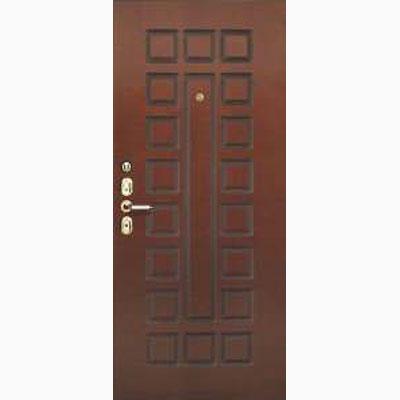 Панель для входных дверей МДФ шпонированная ПШ-14