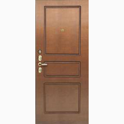 Панель для входных дверей МДФ шпонированная ПШ-16
