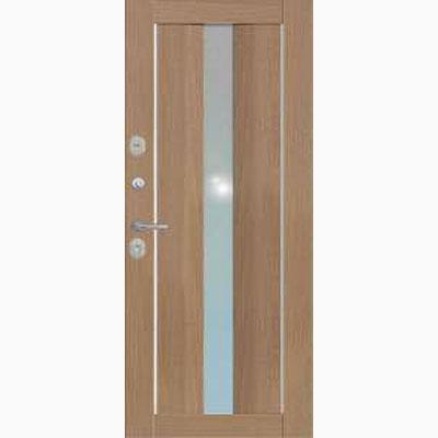 Панель для входных дверей сборная ламинированная СБ-27
