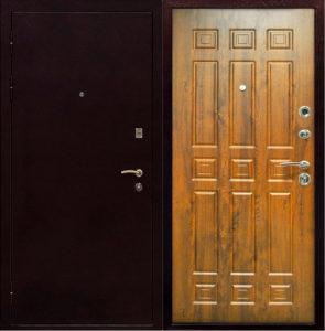 Металлическая дверь «БУЛАТ»