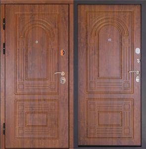 Металлическая дверь «МУРОМЕЦ»