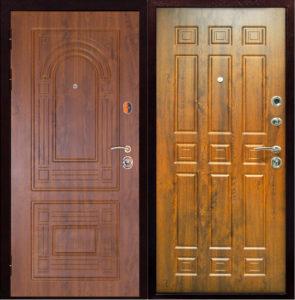 Металлическая дверь «ВИТЯЗЬ»