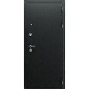 Стальная дверь «Добрыня 11» с зеркалом