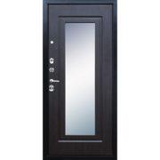 Стальная дверь «Добрыня 23» с зеркалом
